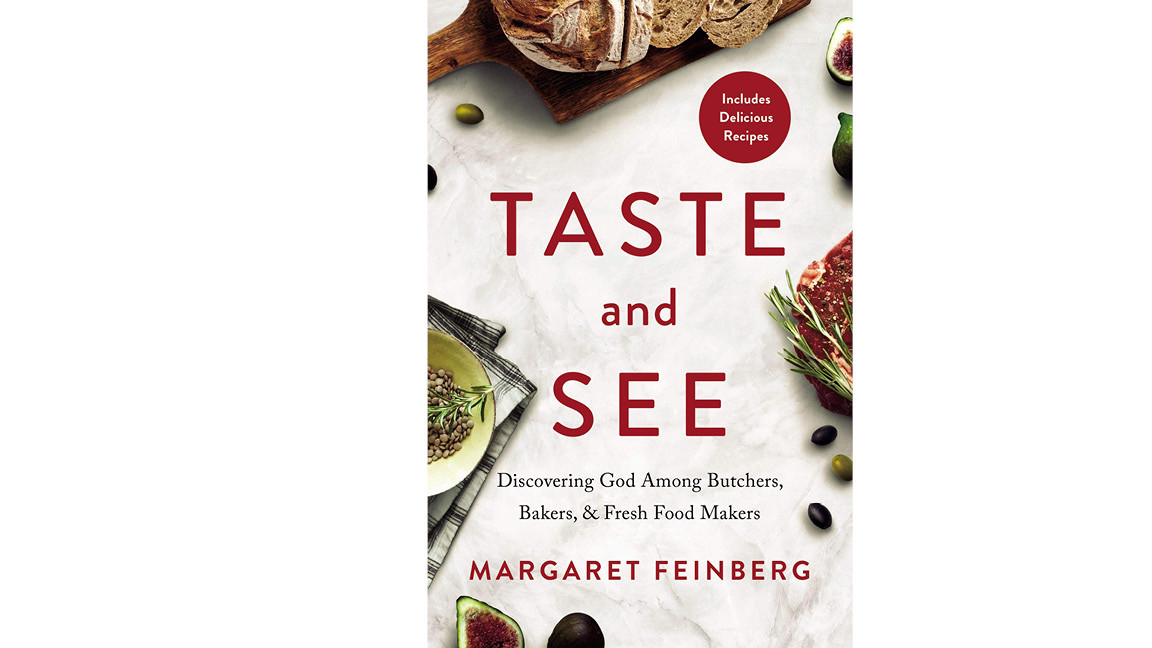 WOMEN'S BOOK STUDY: Taste and See by Margaret Feinberg